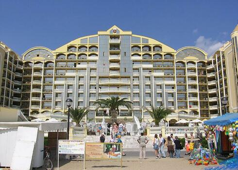 Bulgária, Burgas: Hotel Victoria Palace 5*, all inclusive