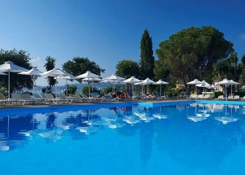 Korfu, Gouvia: Hotel Louis Corcyra Beach 4*, all inclusive