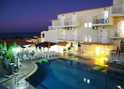 Zakynthos, Argassi: Commodore Hotel 2*, all inclusive