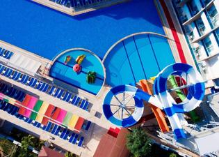 T�r�korsz�g, Side: Ramada Resort Side 4*+, all inclusive