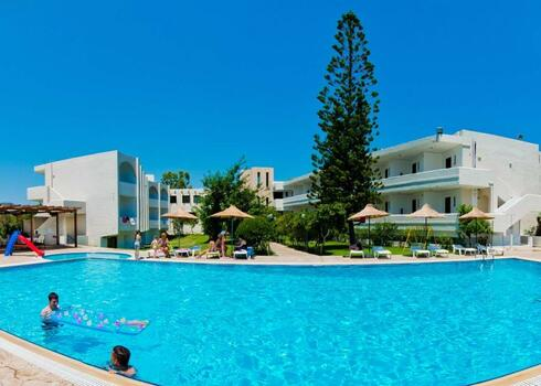 Rodosz, Afandou: Aelia Resort 3*, all inclusive