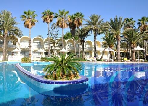 Tunézia, Sousse: Marhaba Resort 4*, all inclusive