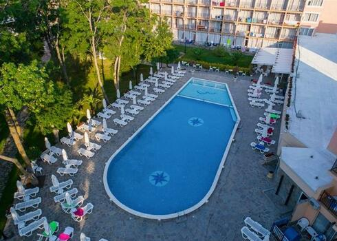 Bulg�ria, Napospart: Riva 3*, all inclusive