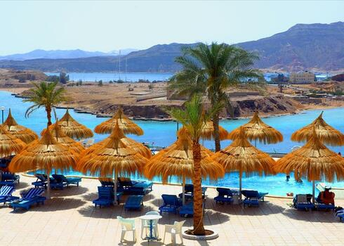 Egyiptom, Sharm el Sheikh: Otium Golden 4*, all inclusive