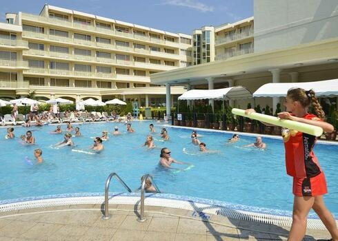 TOP CSAL�DI AJ�NLAT! Bulg�ria, Napospart: Das Club Hotel Sunny Beach 4*, all inclusive