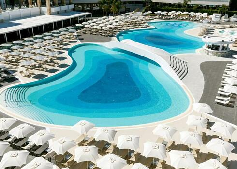 Rodosz, Kiotari: Princess Andriana Resort & Spa 5*, all inclusive