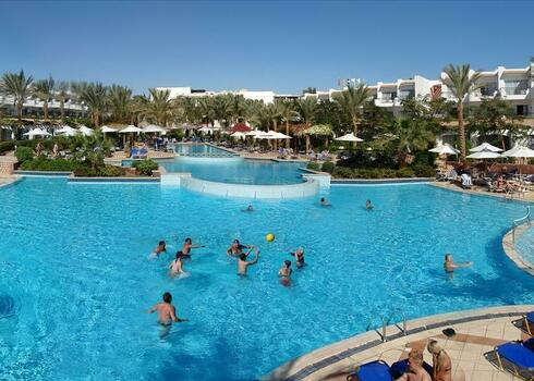 Egyiptom, Sharm el Sheikh: Jaz Club Fanara Resort & Residence 4*, all inclusive