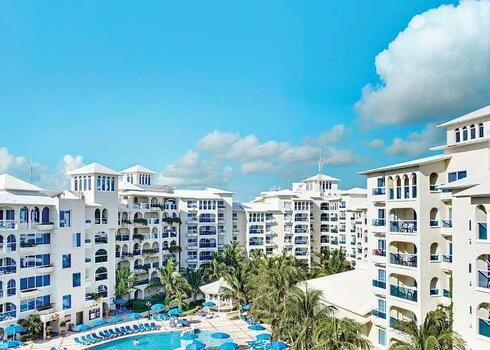 Pihenjen Mexikó varázslatos tengerpartján! Cancun: Occidental Costa Cancun 4*, all inclusive