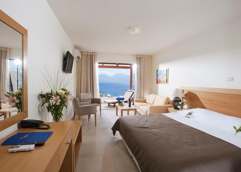 Kréta, Agios Nikolaos: Hotel Miramare Resort & Spa 4*, all inclusive