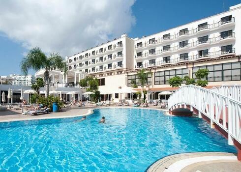 Ciprus, Protaras: Constantionos The Great Beach Hotel 5*, all inclusive