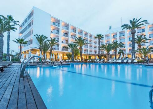 Ibiza, San Antonio: Palladium Hotel Palmyra 4*+, all inclusive