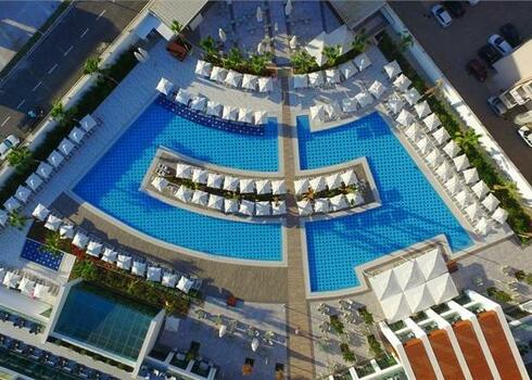 TOP �J SZ�LLODA! T�r�korsz�g, Lara: Wind Of Lara Hotel & Spa 5*, non-stop all inclusive