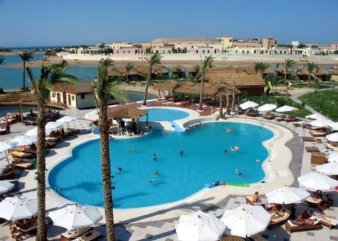 Egyiptom, Hurghada: Panorama Bungalows El Gouna 4*, all inclusive
