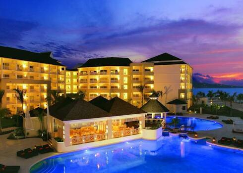 Jamaica, Montego Bay, Luxushotel Secrets St. James 5* all inclusive ell�t�ssal, Budapestr�l rep�l�vel
