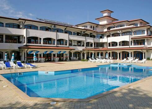 Bulgária, Burgas: Sunrise Complexum 3*, all inclusive