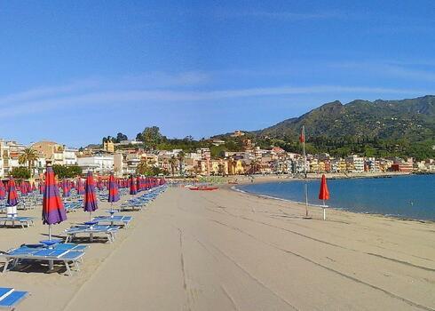 Olaszorszg krutazs nyarals start utazs olasz utak - Hotel alexander giardini naxos ...