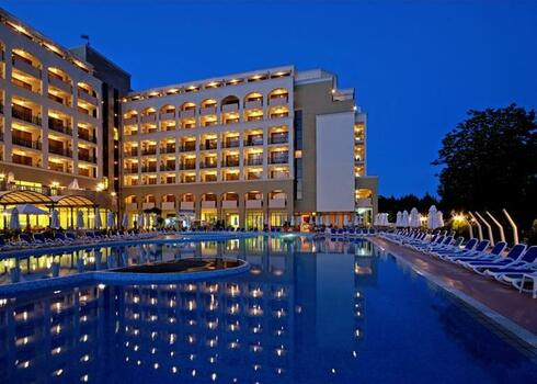 Bulgária, Nessebar: Sol Nessebar Bay / Mare 4*, all inclusive