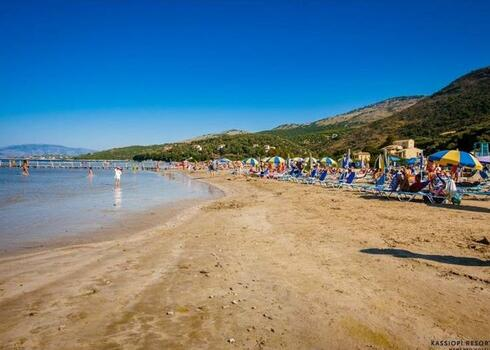 Korfu, Kassiopi: Memento Kassiopi Resort 4*, all inclusive