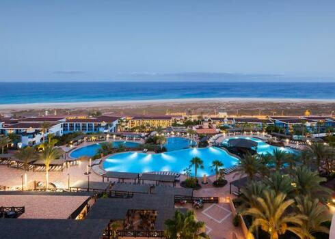 FUERTEVENTURA: Occidental Jandia Playa 4* (Barcelo Jandia Playa)