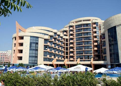 Bulgária, Burgas: Hotel Fiesta M 4*, all inclusive