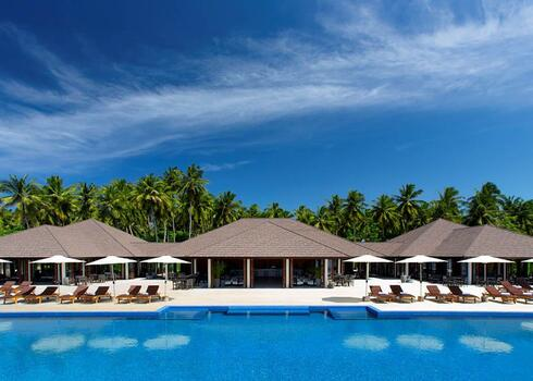 Maldív-szigetek, MALDIVES-ALL DESTINATIONS: Atmosphere Kanifushi Hotel 5*, all inclusive