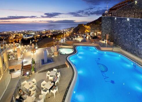 Tenerife, Costa Adeje: Kn Panoramica Heights 3*