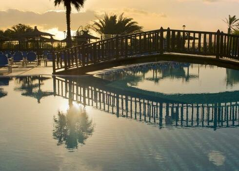 Fuerteventura, Caleta de Fuste: Elba Sara Beach And Golf Resort 4*, all inclusive
