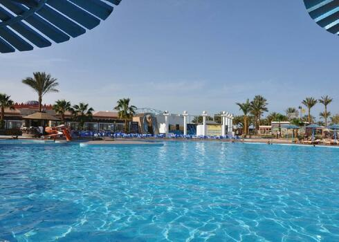 Egyiptom, Hurghada: Mirage Bay Resort & Aquapark 4*, all inclusive
