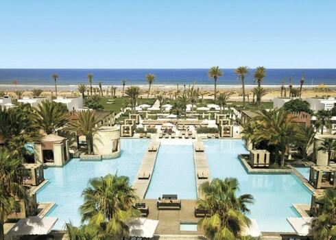 Marokkó, Agadír: Sofitel Agadir Royal Bay Resort 5*