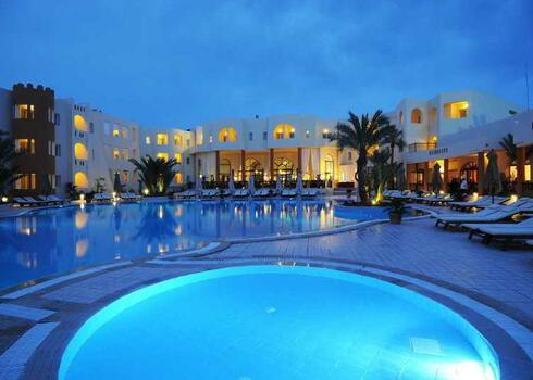 Tunézia, Djerba: Green Palm Golf & Spa Djerba 4*