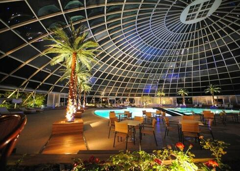 Rodosz, Ixia: Rodos Palace Luxury Convention Center 5*