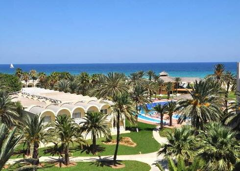 Tunézia, Sousse: Marhaba Beach 4*, all inclusive
