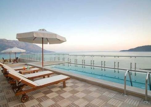 Montenegró, Budva: Splendid Conference & Spa Resort 5*