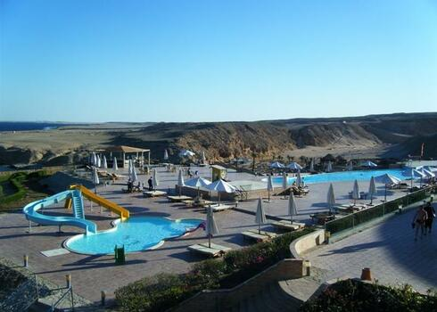 Egyiptom, Hurghada: Red Sea Taj Mahal Resort & Aqua Park 5*, all inclusive