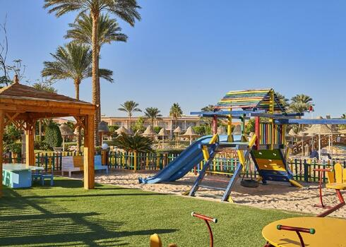 Egyiptom, Sharm el Sheikh: Parrotel Beach Resort 5*, all inclusive