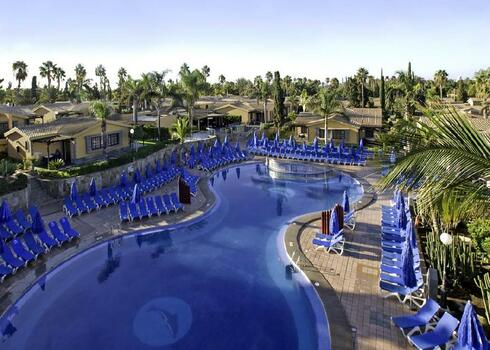 Gran Canaria, Maspalomas: Maspalomas Resort By Dunas 4*, all inclusive