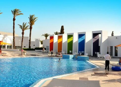Tunézia, Monastir: One Resort Aqua Park & Spa 4*, all inclusive