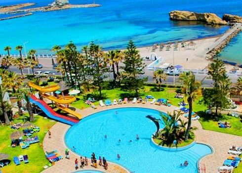 Tunézia, Monastir: One Resort Jockey 4*, all inclusive
