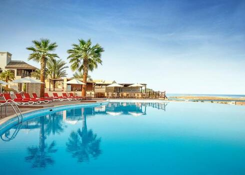 Egyesült Arab Emírségek, Ras al Khaimah: Hotel The Cove Rotana Resort 5*, all inclusive