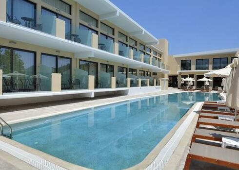 Zakynthos, Tsilivi: Selyria Resort Hotel 4*, all inclusive
