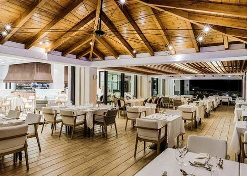 Kréta, Heraklion: Abaton Island Resort & Spa 5*