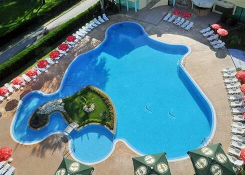 Bulgária, Napospart: Colosseum Hotel 4*, all inclusive