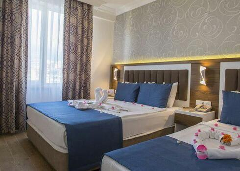 Törökország, Alanya: Club Big Blue Suite Hotel 4*, all inclusive