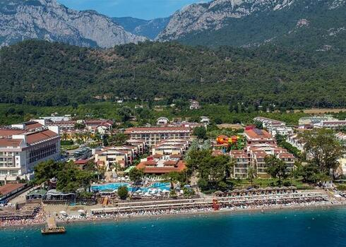 Törökország, Kemer: Crystal Aura Beach Resort & Spa 4*, all inclusive