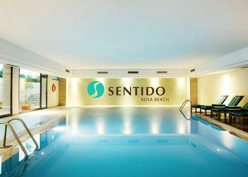 Tunézia, Monastir: Sentido Rosa Beach 4*, all inclusive