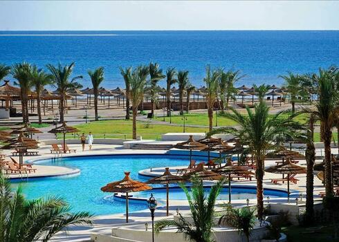 Egyiptom, Safaga: Amwaj Blue Beach 5*, all inclusive