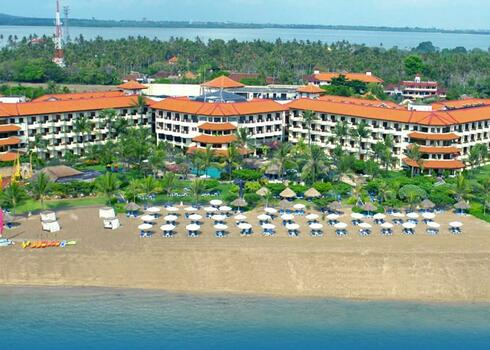 Indonézia, Tanjung Benoa: Grand Mirage Hotel & Thalasso Bali Hotel 5*, all inclusive