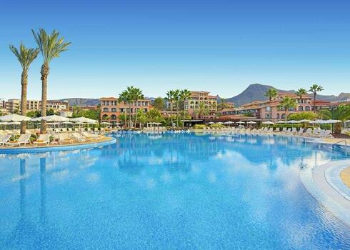 Tenerife, Costa Adeje: Iberostar Anthelia 5*, all inclusive