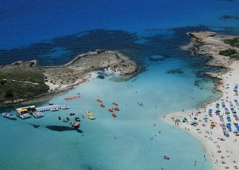 Ciprus, Ayia Napa: Adams Beach Resort Hotel 5*