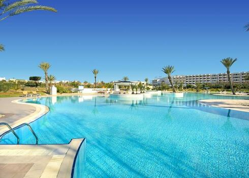 Tunézia, Hammamet: Saphir Palace 5*, all inclusive
